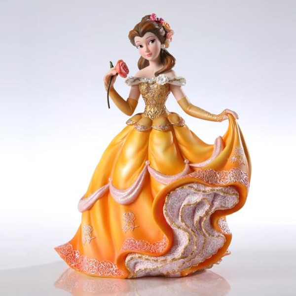 """Disney - Belle w/ Rose """"Beauty and the Beast"""" (Couture de Force)"""