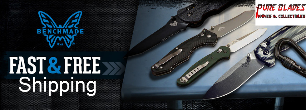 Quality Knives, Blades, Art, and Collectibles | Pure Blades
