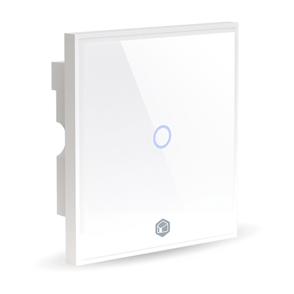 Innovative Smart Light Switch with Live wire only design eliminates the need for Neutral wire, saving you the cost of additional wiring works and making your smart lighting conversion process simpler than ever
