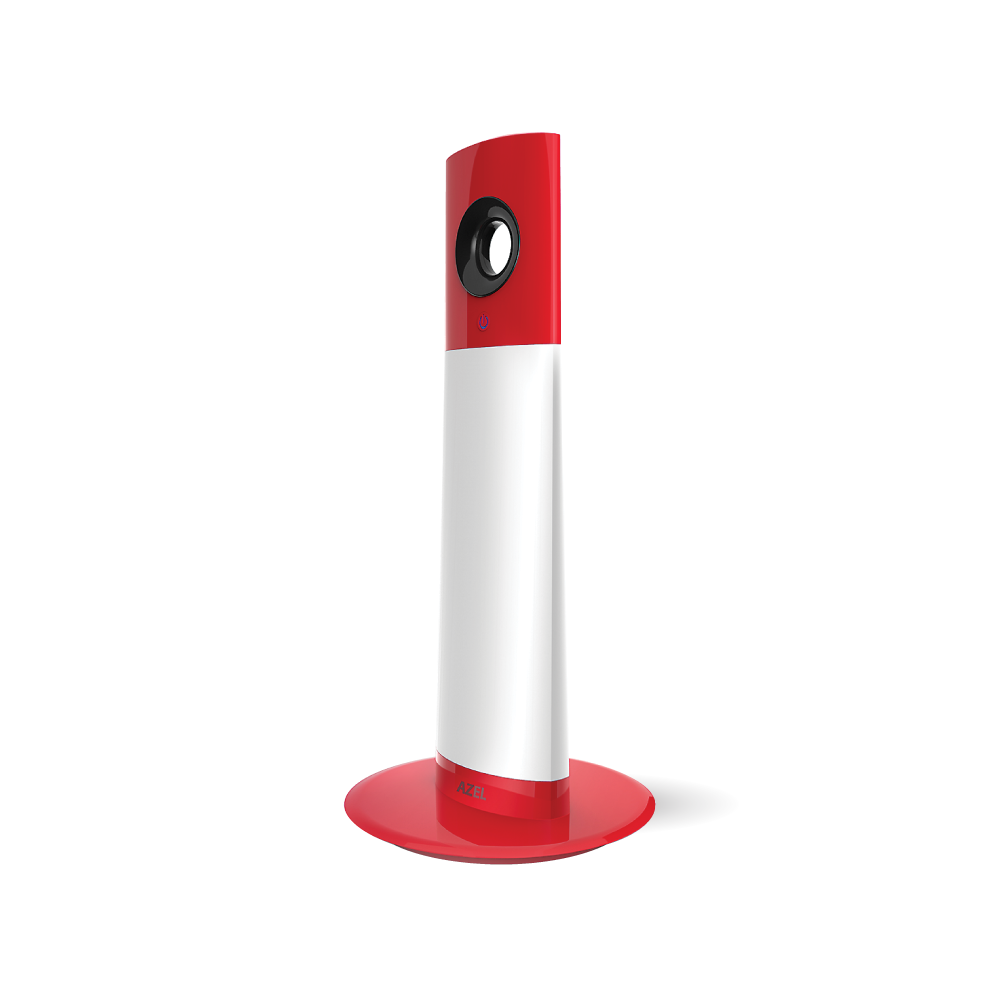 Kyla AZEL DBL200 Mono Lamp w/Batt 8W 3000K Warm White