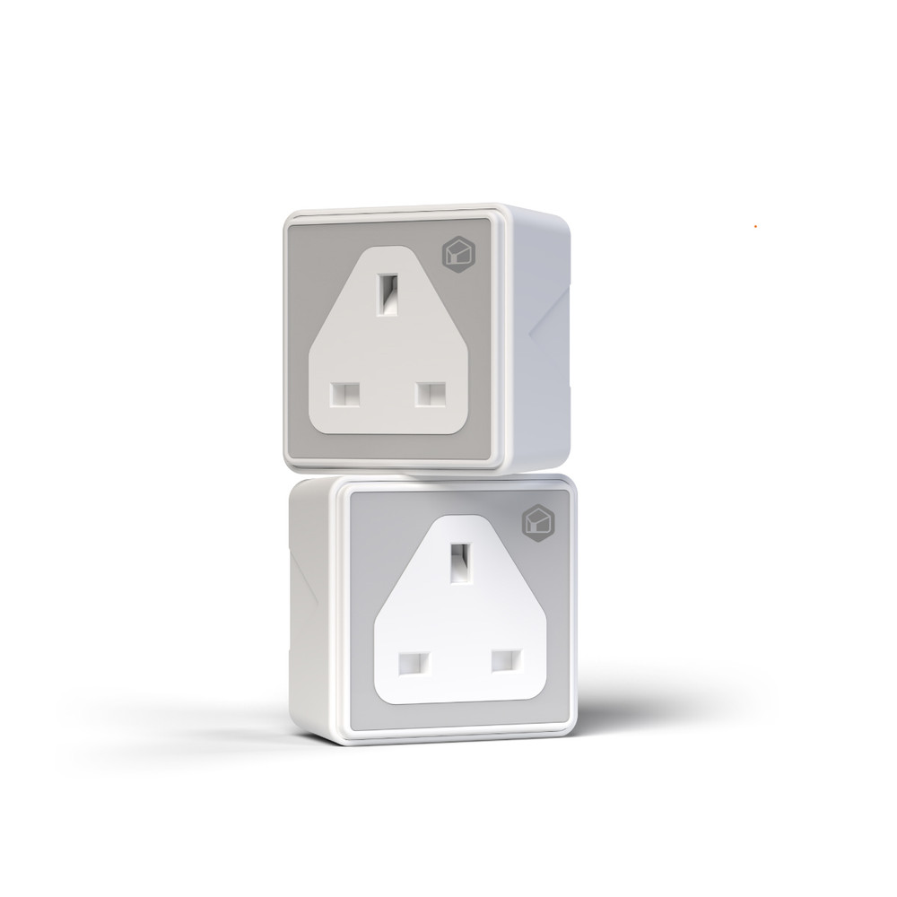 Smart WiFi Plug Twin Pack