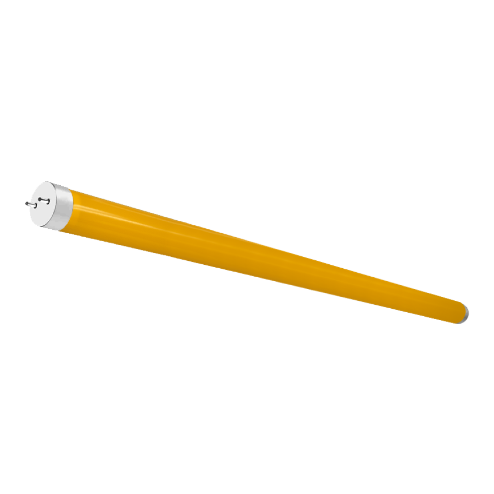 KYLA LT8P2 T8 4FT LED UV-FREE YELLOW TUBE 14W