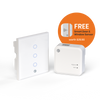 Door Window Sensor Automation Bundle (Smart Light Switch Any Gang + Smart Hub + Free Door and Window Sensor)