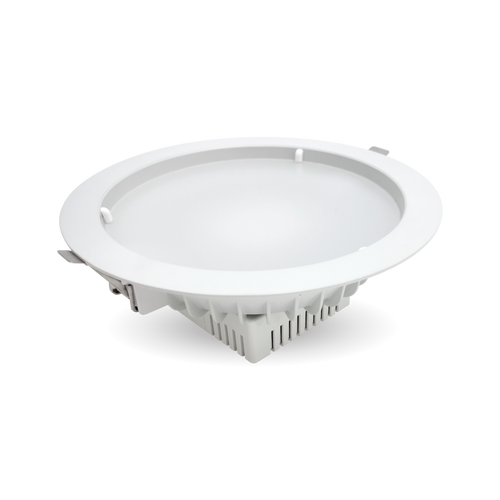 "KYLA LDRA830 8"" ROUND DOWN LIGHT 30W"