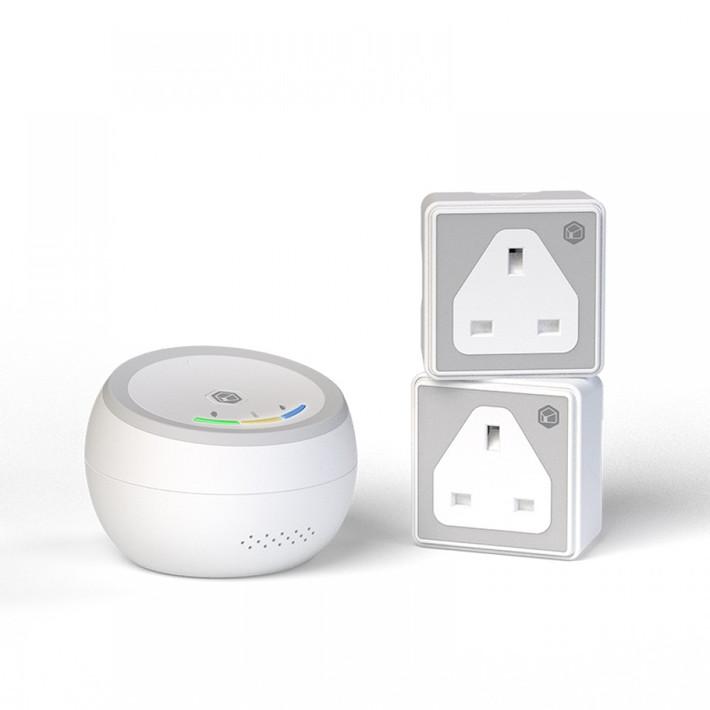 Kyla Gen 2 Smart Station + Smart WiFi Plug (x2) Bundle