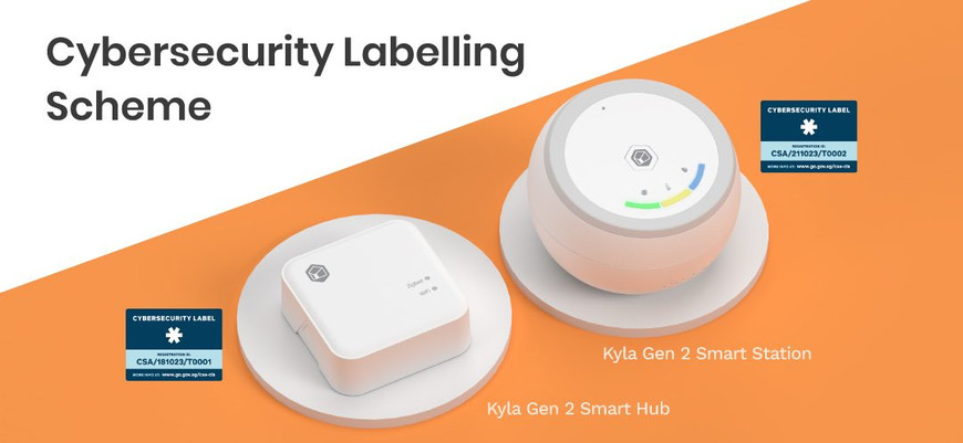 Aztech's Smart Home Devices Get Registered Under the Cyber Security Agency of Singapore's Cybersecurity Labelling Scheme