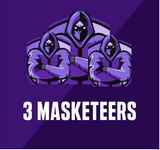 The 3 Masketeers