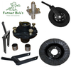 Rotary Cutter Tailwheels & Related Parts