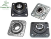 Four Bolt Flange Bearings