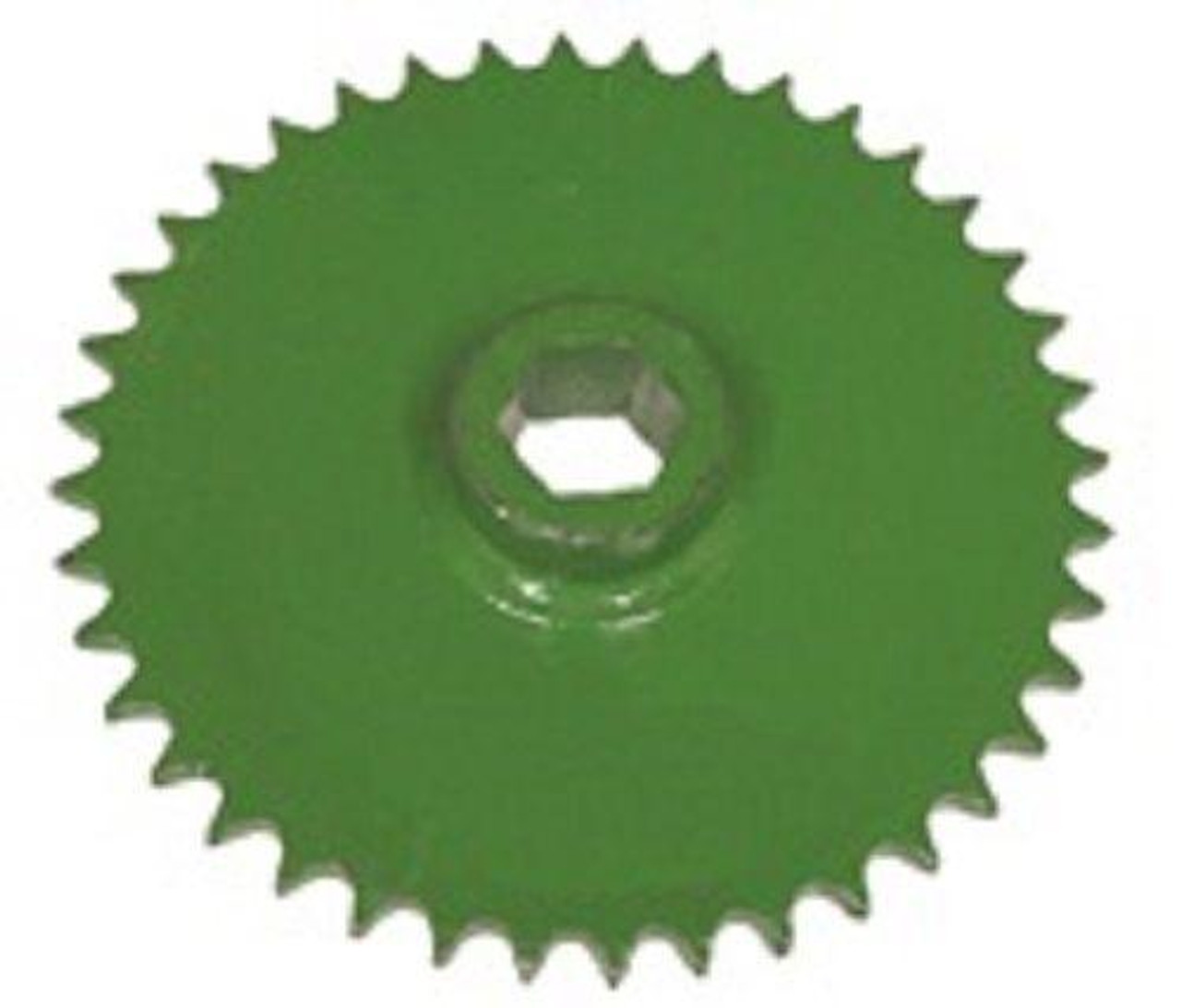 AE39654 Round Baler Upper Drive Roll Sprocket for John Deere 330 335 375 +