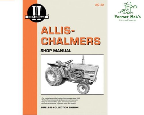 ac32 - allis chalmers models, 5020, 5030