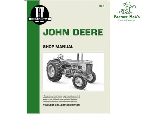 Jd59 - I U0026t Shop Manuals John Deere 2750  2755  2855n And 2955 Manual