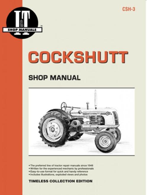 IT Shop Cockshutt 560 Tractor Service Manual Patio, Lawn & Garden ...