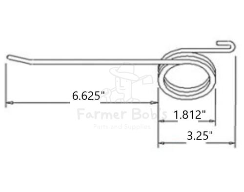 Hay & Forage Parts - Baler, Rake, Tedder Teeth & Tines