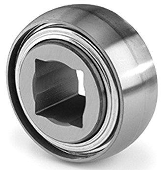 Square Bore Pn Pre-Lube A-W208PPB6-P Disc Bearing; Spherical