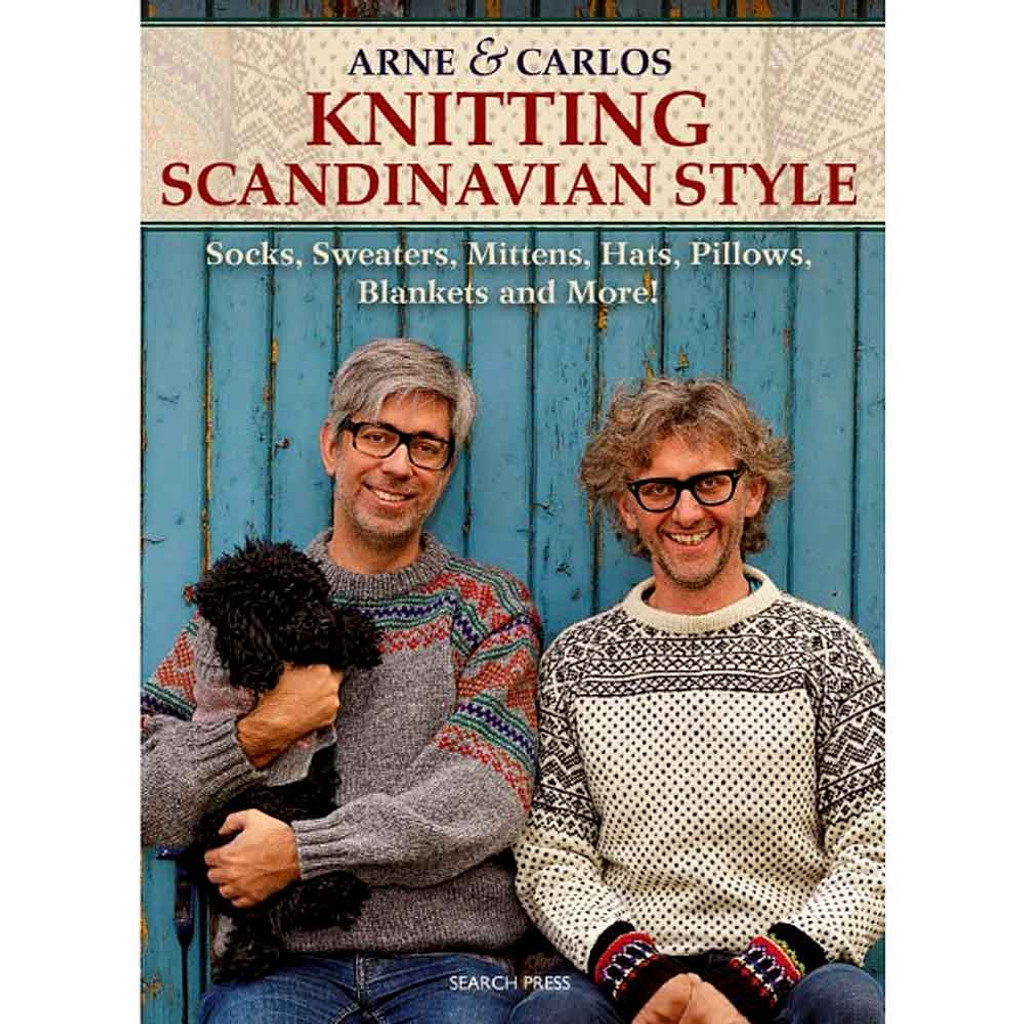 Knitting Scandinavian Style by Arne and Carlos