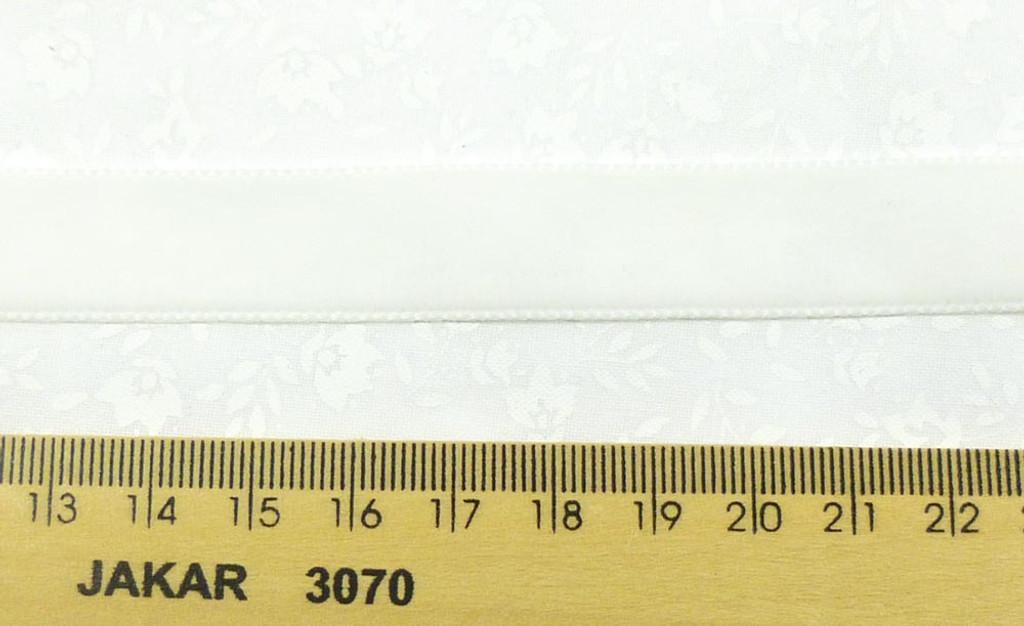 Berisford Velvet Ribbon 22mm - Ivory