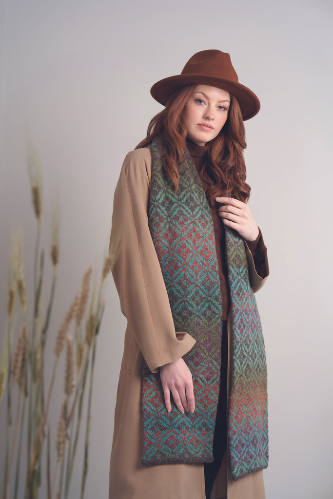 Rowan Felted Tweed Colour Collection Patern Book