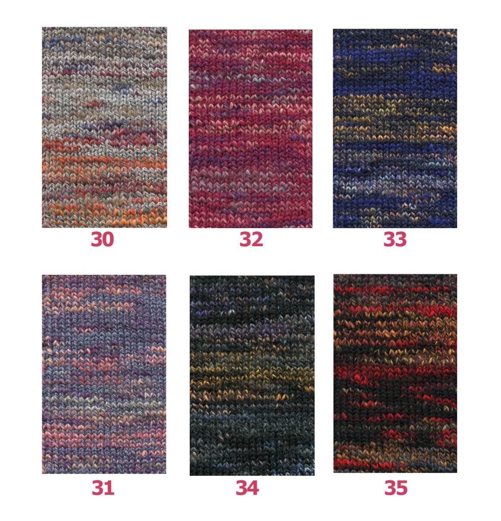 Adriafil Robin Hood Chunky Knitting Yarn, 100g Balls   Various Shades
