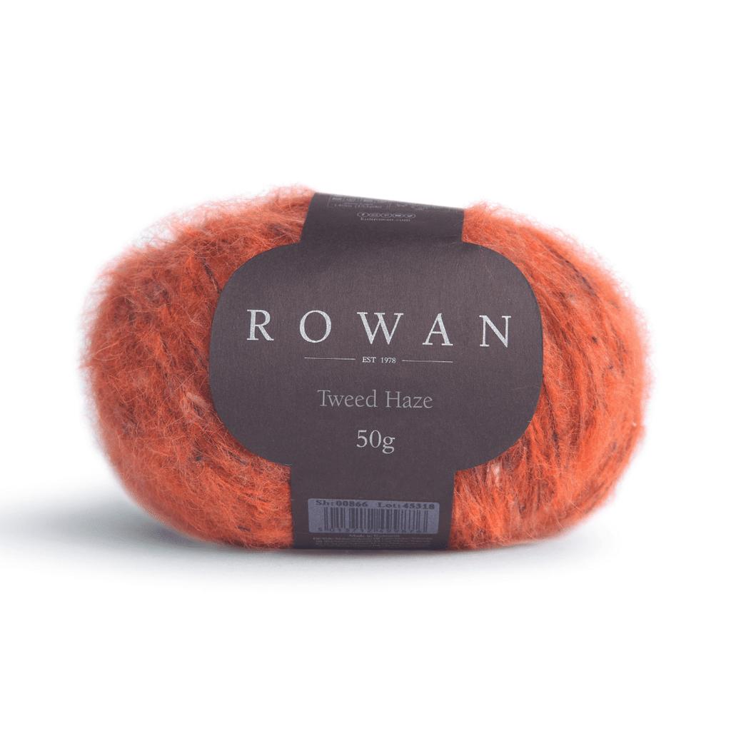 Rowan Tweed Haze Chunky Knitting Yarn, 50g Balls 557 Sunset