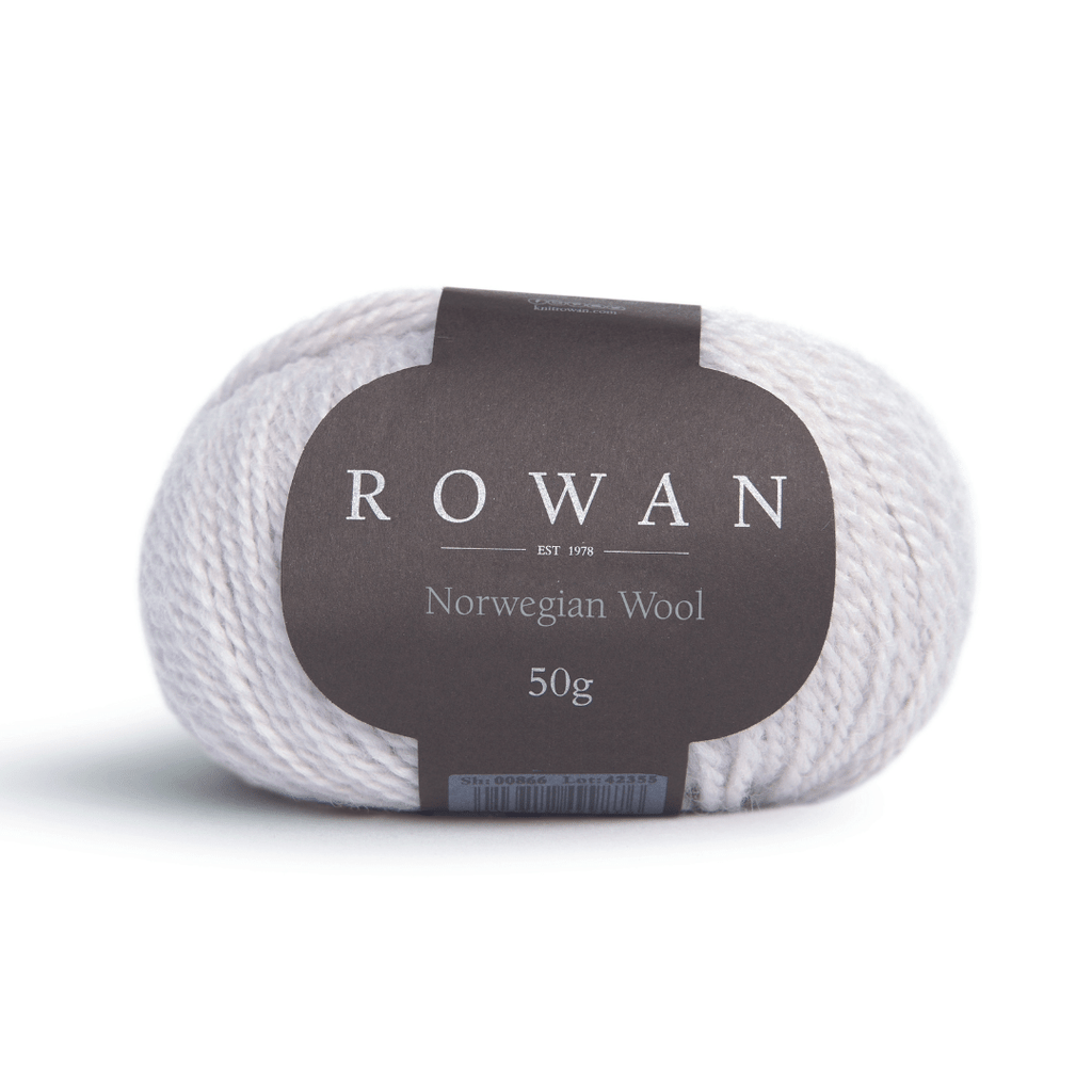 Rowan Selects Norwegian Wool Colour | 10 Windchime