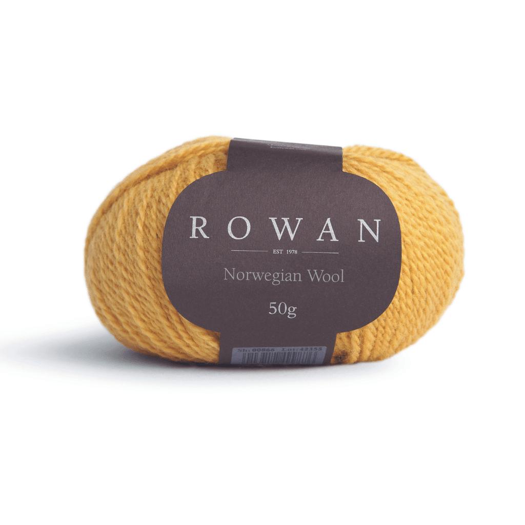 Rowan Selects Norwegian Wool Colour | 12 Golden nugget