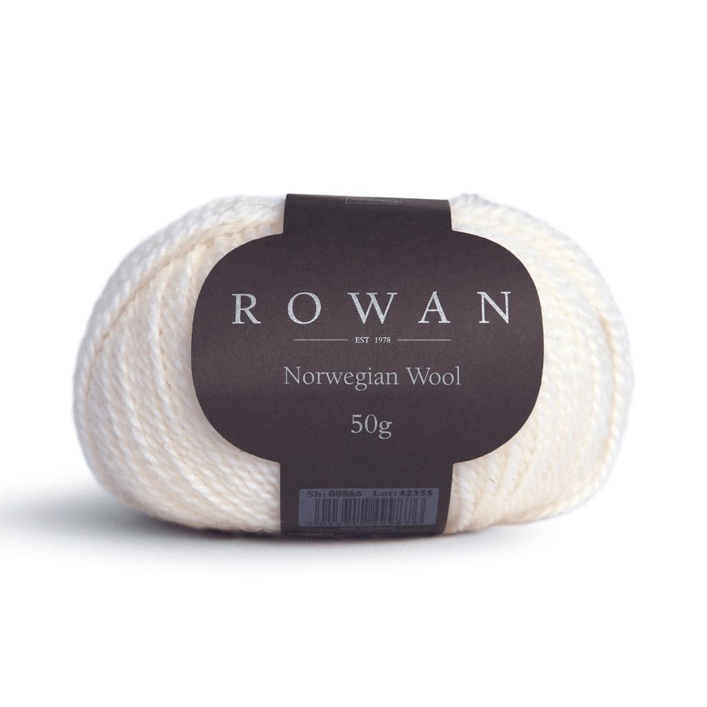 Rowan Selects Norwegian Wool Colour | 14 Cloud dancer