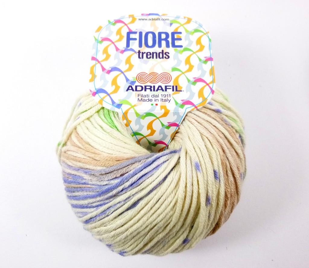 Adriafil Fiore Knitting Yarn - Shade 87
