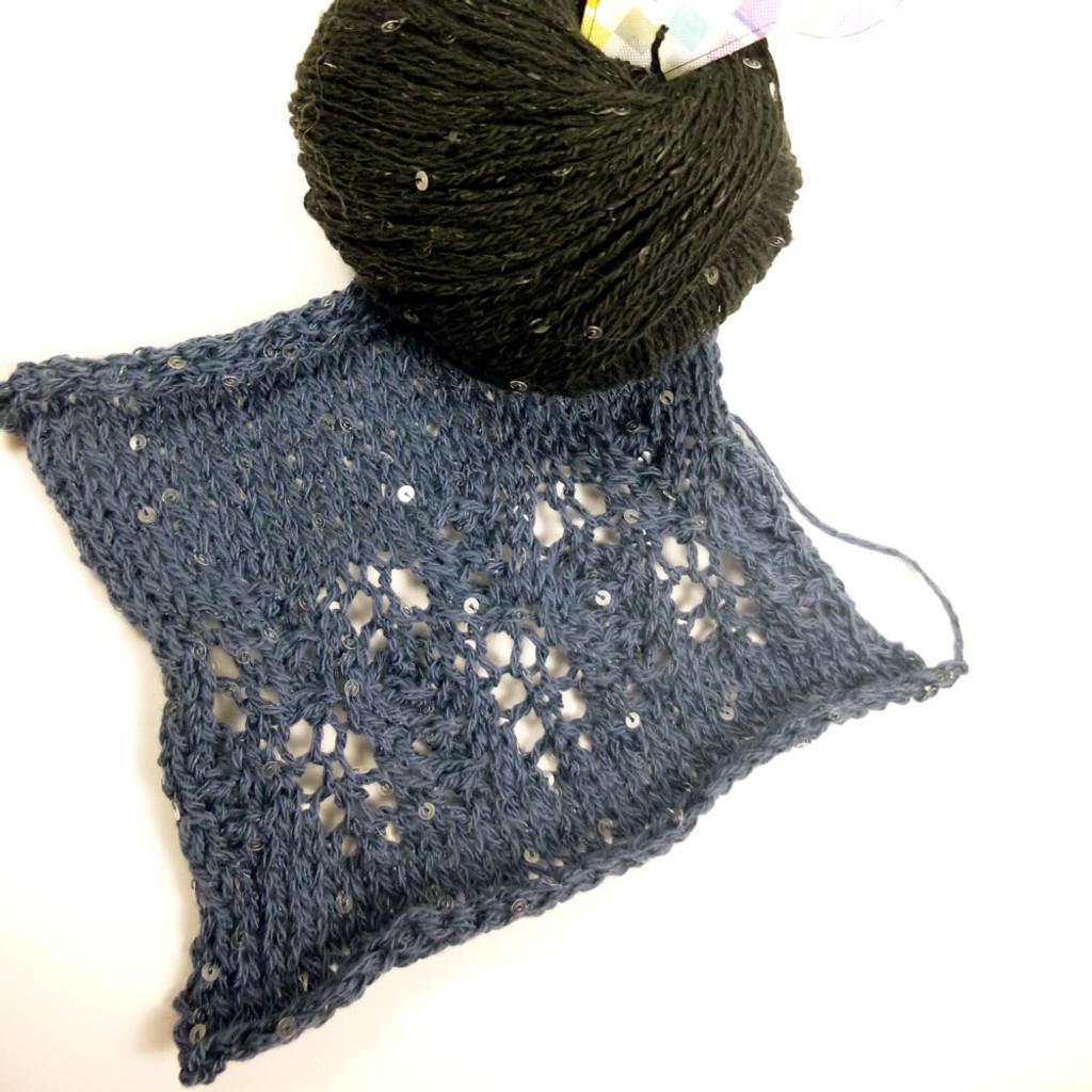 Adriafil Giada Knitted Sample