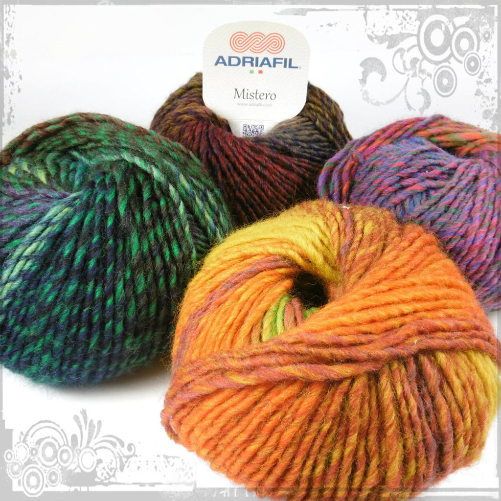 Adriafil Mistero - Collection of Mistero Balls of Yarn, Main Image