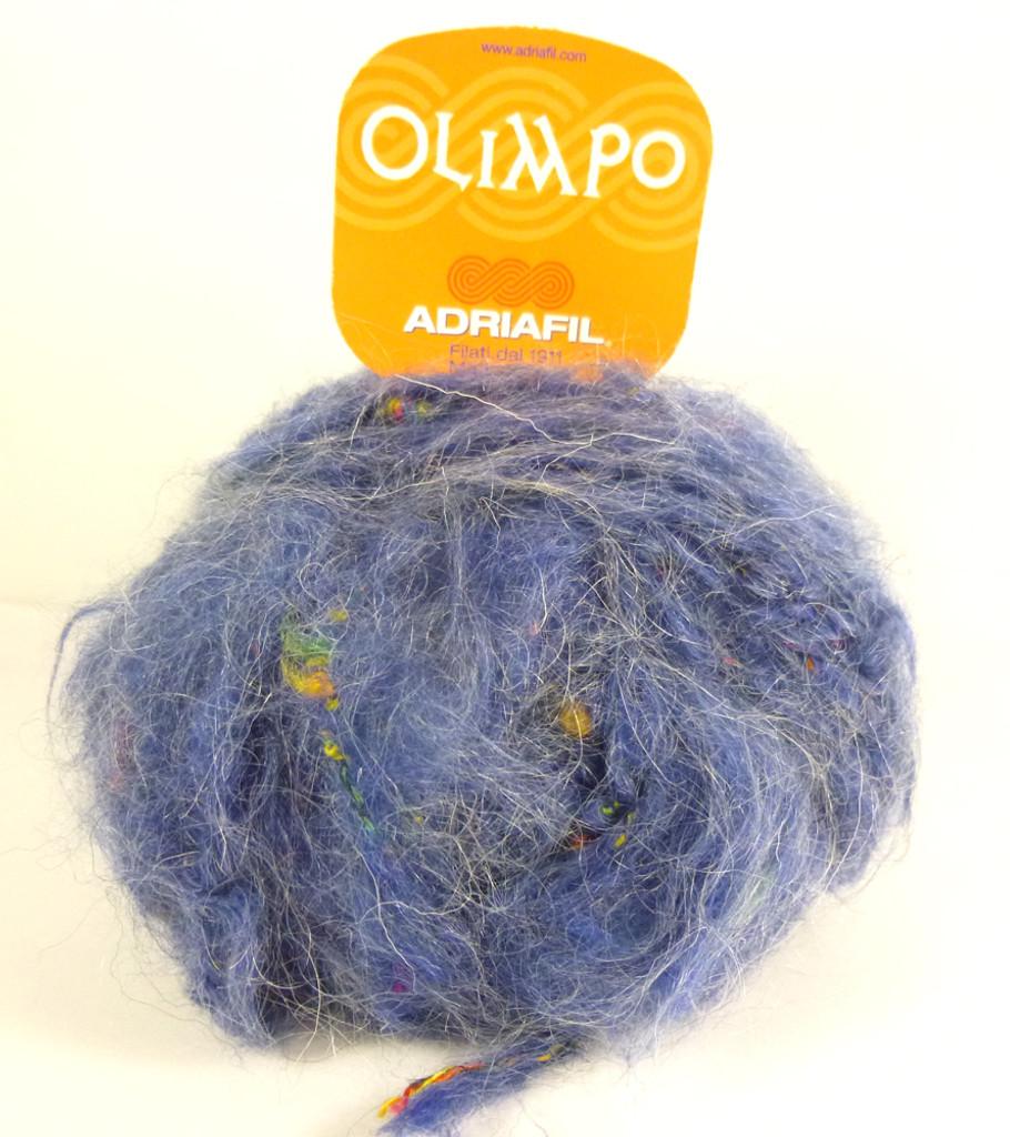 Adriafil Olimpo Yarn - Cobalt 44 (Ball)