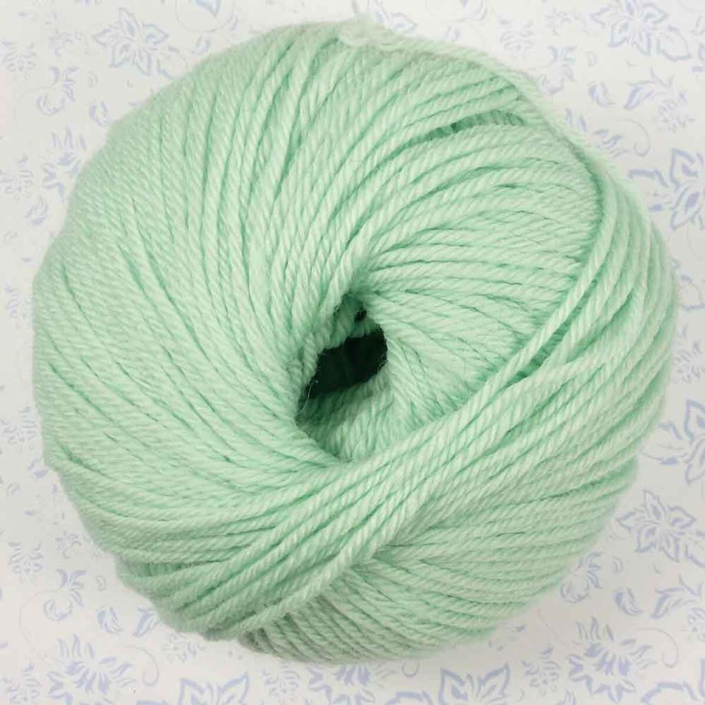 Adriafil Regina DK 100% Merino Wool Yarn, 50g | Various Colours - 08 Sea Green