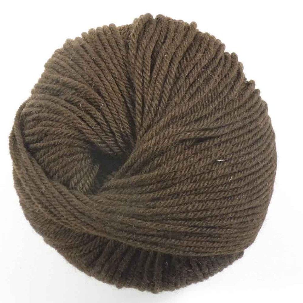 Adriafil Regina DK 100% Merino Wool Yarn, 50g | Various Colours - 16 Chocolate Brownie
