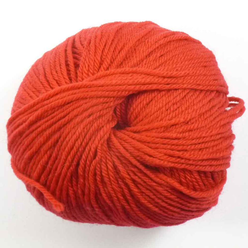Adriafil Regina DK 100% Merino Wool Yarn, 50g | Various Colours - 17 Red