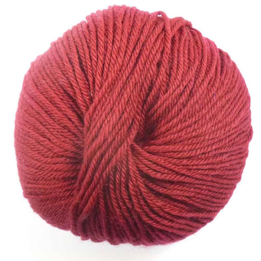 Adriafil Regina DK 100% Merino Wool Yarn, 50g   Various Colours - 18 Bordeaux