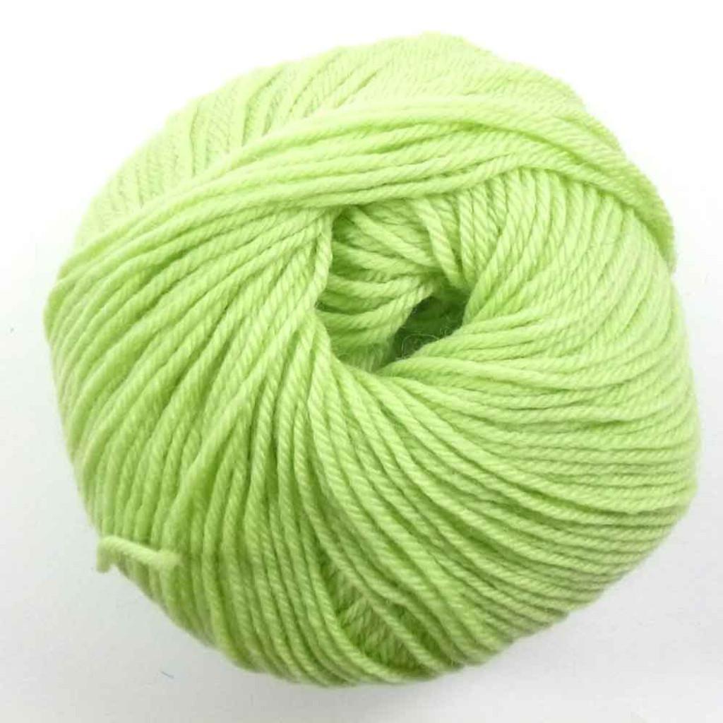 Adriafil Regina DK 100% Merino Wool Yarn, 50g | Various Colours - 40 Spring Green