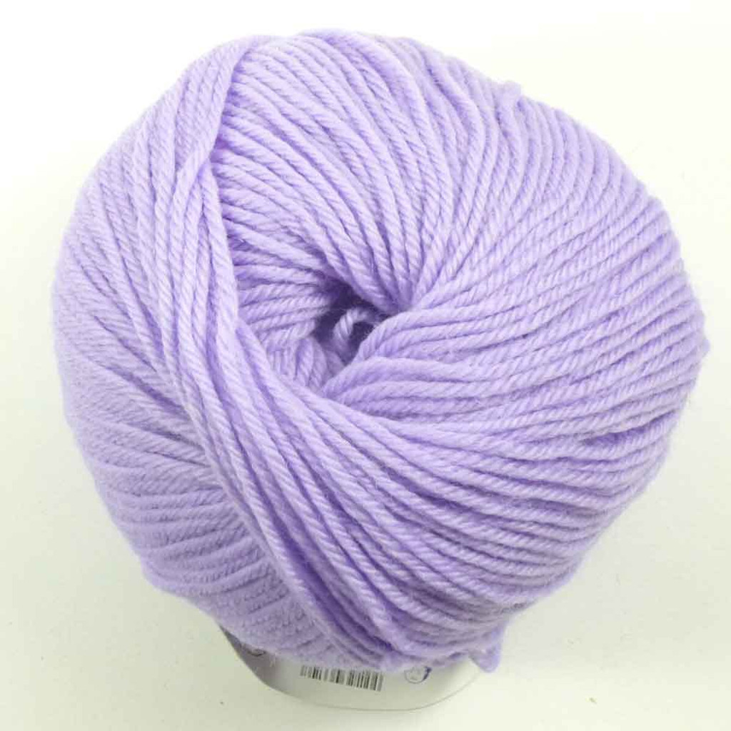 Adriafil Regina DK 100% Merino Wool Yarn, 50g | Various Colours - 41 Light Lilac