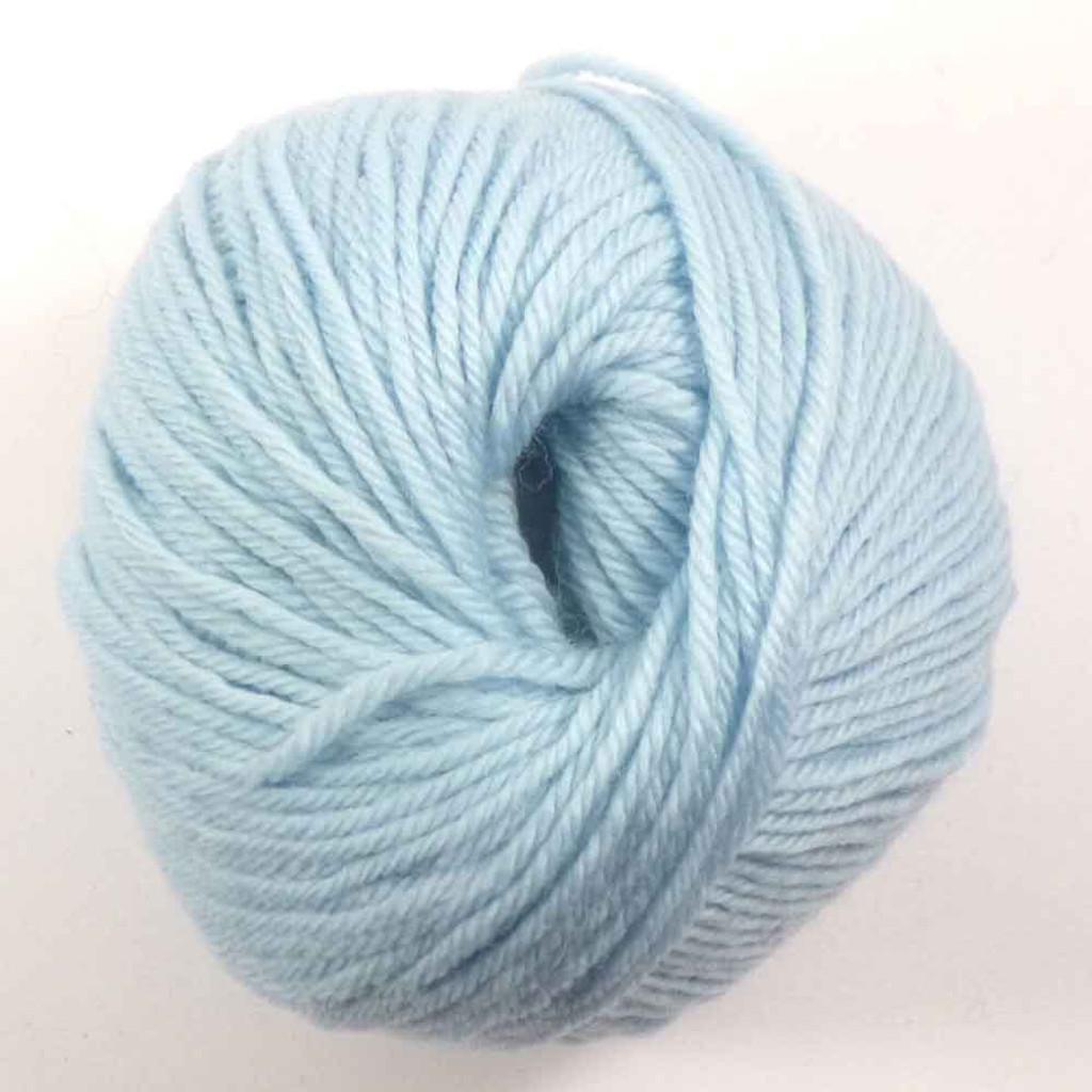 Adriafil Regina DK 100% Merino Wool Yarn, 50g   Various Colours - 42 Sky Blue