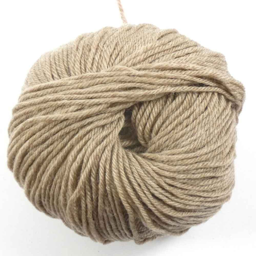 Adriafil Regina DK 100% Merino Wool Yarn, 50g | Various Colours - 81 Melange Light Beige