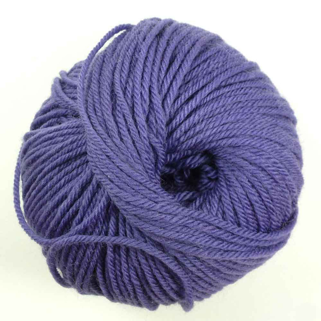 Adriafil Regina DK 100% Merino Wool Yarn, 50g | Various Colours - 93 Purple