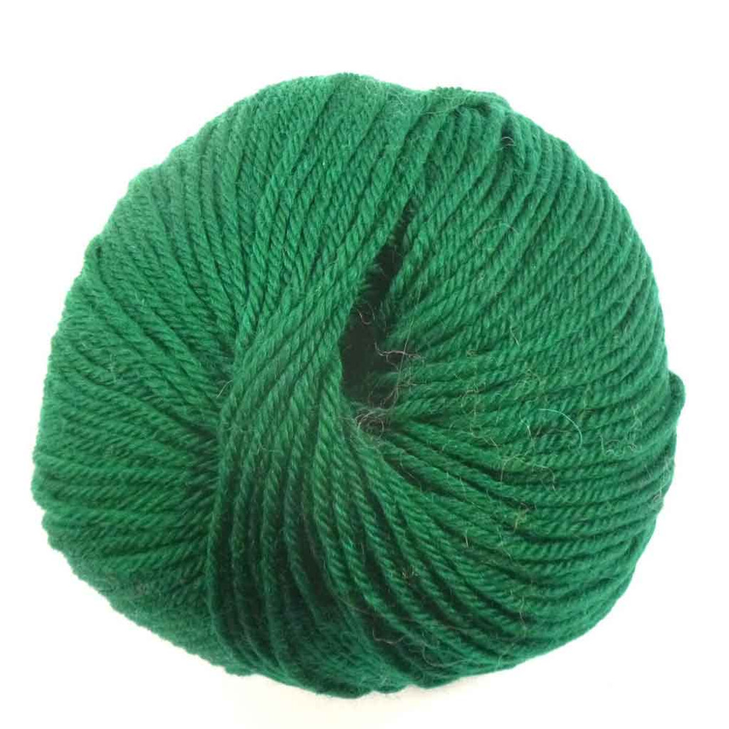 Adriafil Regina DK 100% Merino Wool Yarn, 50g | Various Colours - 94 Bottle Green