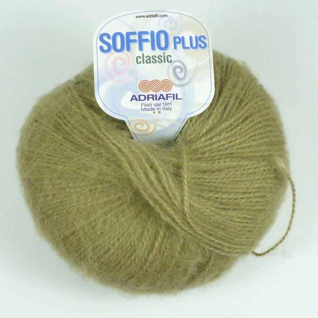 Adriafil Soffio Plus Knitting Yarn   51 Sage