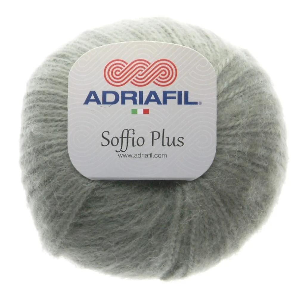 Adriafil Soffio Plus Knitting Yarn   67 Willow