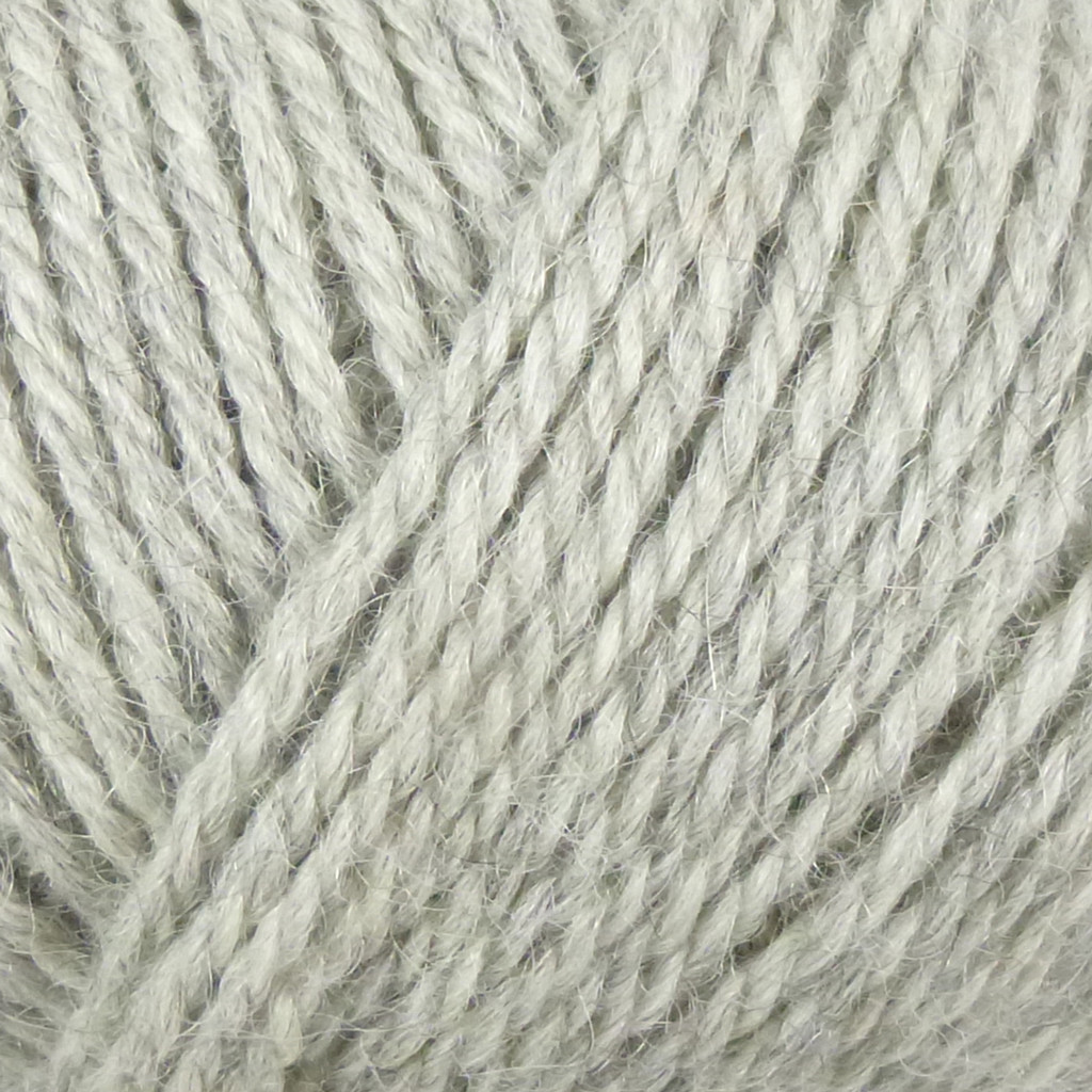 Adriafil Sierra Andina Alpaca Knitting Yarn | 35 Light Grey