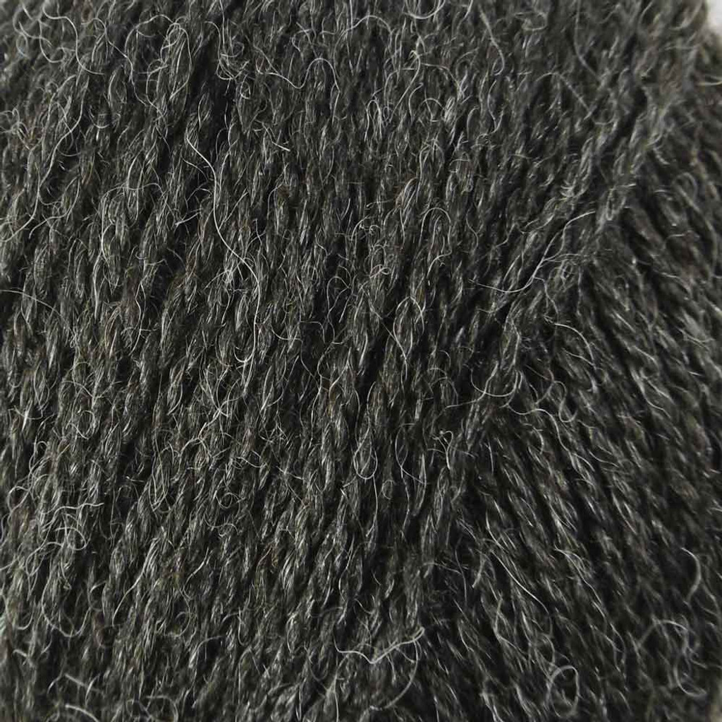 Adriafil Sierra Andina Alpaca Knitting Yarn | 89 Anthracite Grey