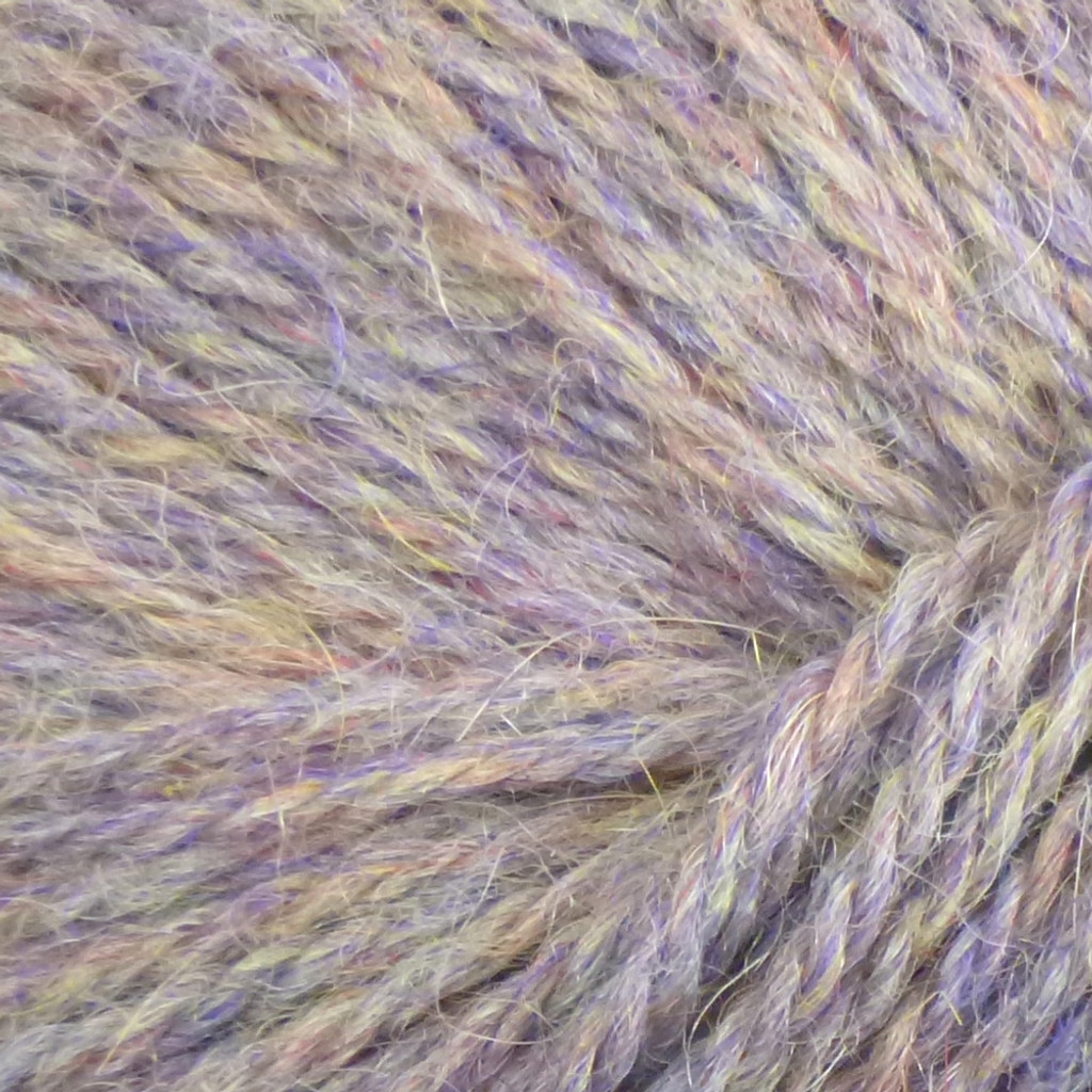 Adriafil Sierra Andina Alpaca Knitting Yarn | 92 Lilac Heather