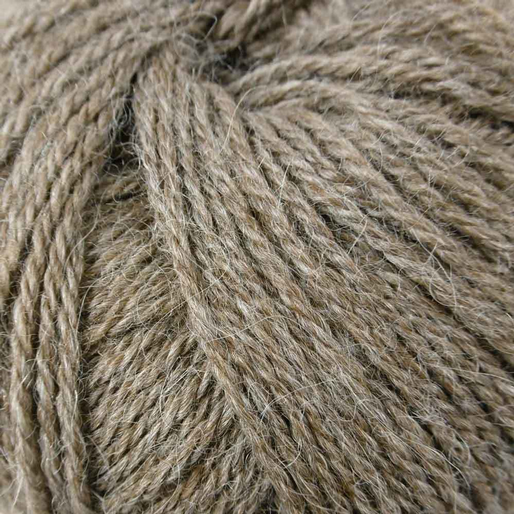 Adriafil Sierra Andina Alpaca Knitting Yarn | 32 Weathered Wood