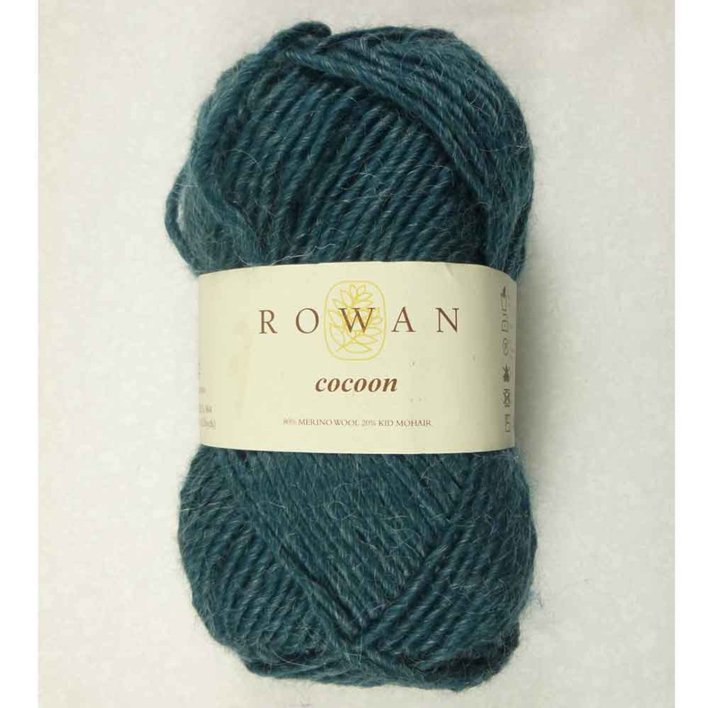 Rowan Cocoon Chunky Knitting Yarn | 813 Seascape