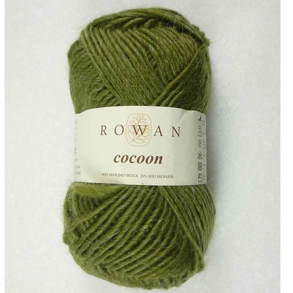 Rowan Cocoon Chunky Knitting Yarn | 816 Kiwi