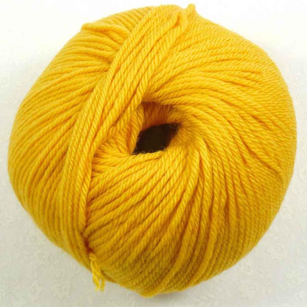 Rowan Pure Wool DK, 50g Balls | 051 Gold
